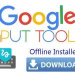 Google Input Tools Offline for Windows PC