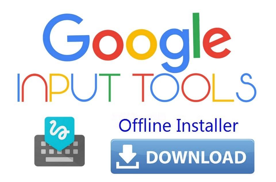 google-input-tools-offline-installer
